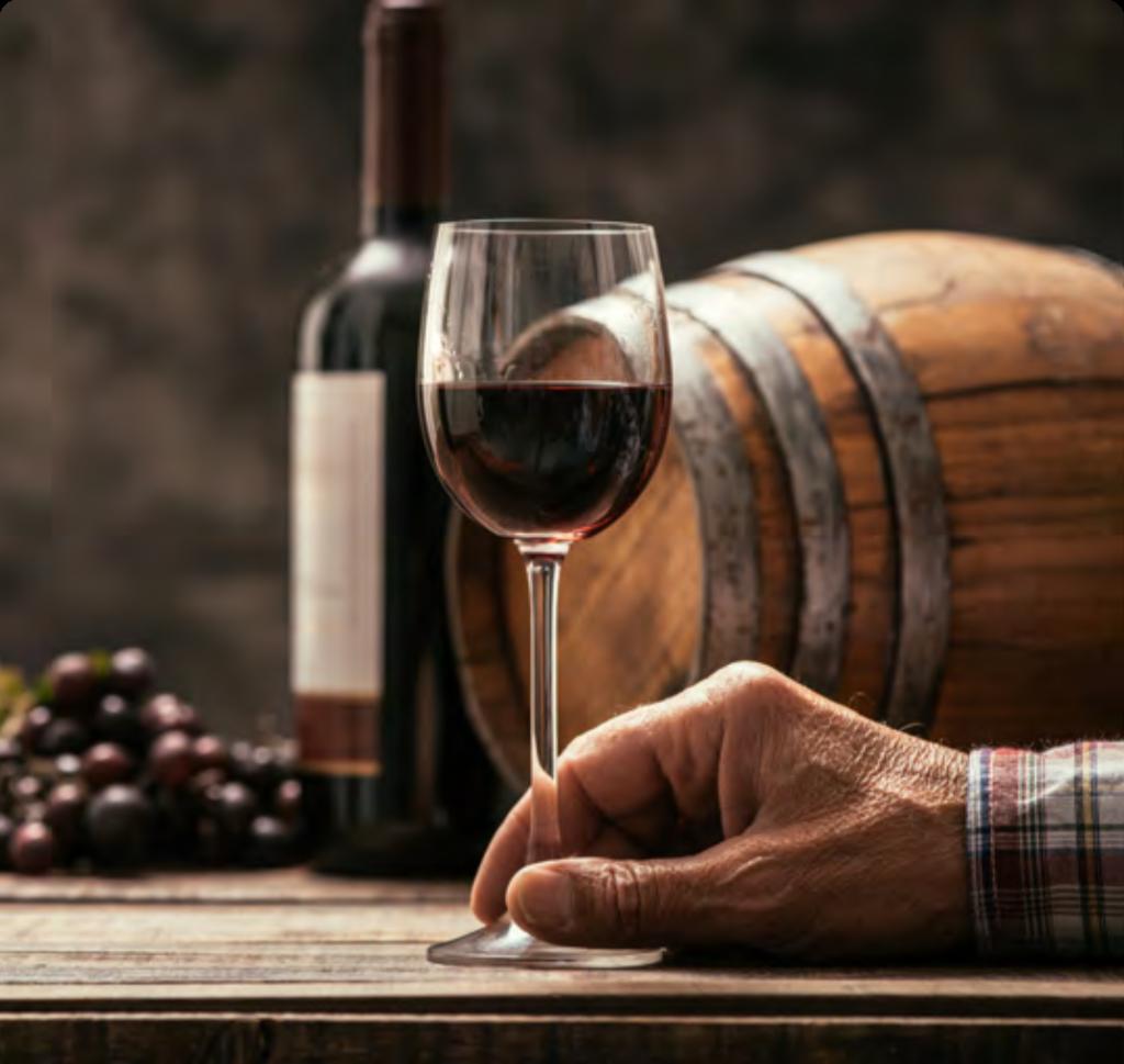 Maridaje entre chocolates y vinos