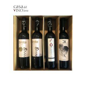 Estuche Vinos Valencianos + Experiencia